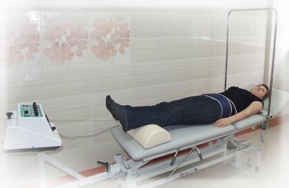 Тракция лечение вытяжением позвоночника